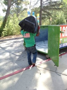 Los Angeles Roofing | Dumpsters | Go Junk Free America