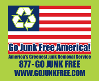 Los Angeles Box Spring Removal | Go Junk Free America
