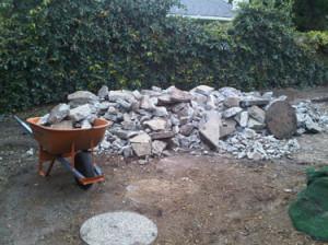 Los Angeles Concrete Removal | Go Junk Free America