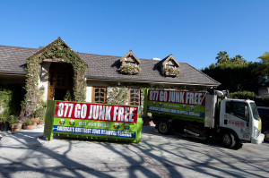 Junk Removal in North Hills | Go Junk Free America
