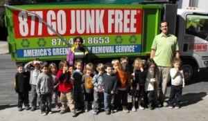 Santa Monica Junk Removal | 1-877-465-8653 | Go Junk Free America