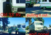RV and Motorhome Removal
