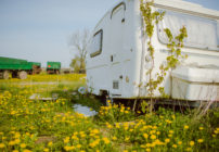 How to Get Rid of an Old Camper Trailer in LA | Go Junk Free America
