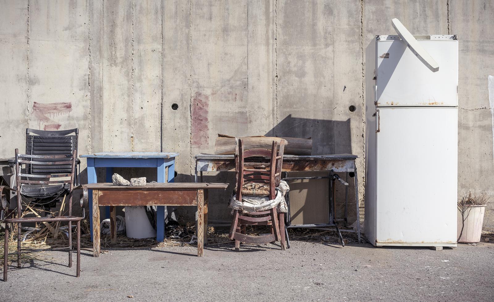 Old Or Broken Furniture? Call Go Junk Free!