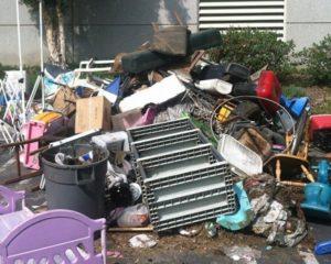 Garage or Attic Junk Removal
