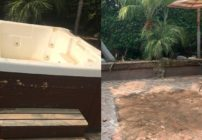 Time to Get Rid of Old Hot Tub or Spa